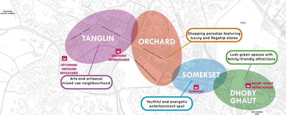 Klimt Cairnhill - Orchard Precincts Singapore